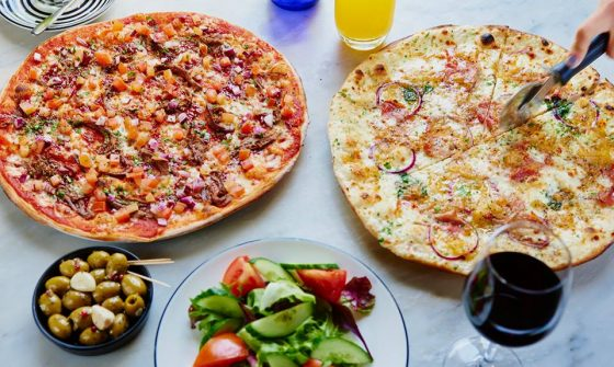 Fathers Day At Pizza Express Basildon Festival Leisure Park