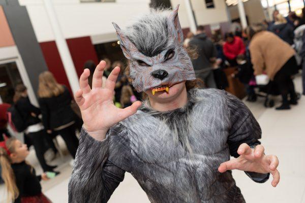 Henri McCarthy, 11 Halloween at Festival Lesuire, Basildon.