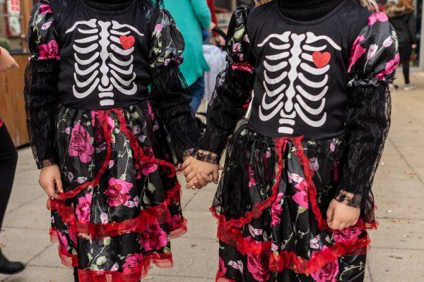 Halloween at Festival Lesuire, Basildon.
